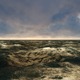 Rain Clouds Over the Sea - VideoHive Item for Sale