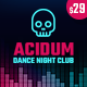 Acidum - Dance Night Club WordPress Theme