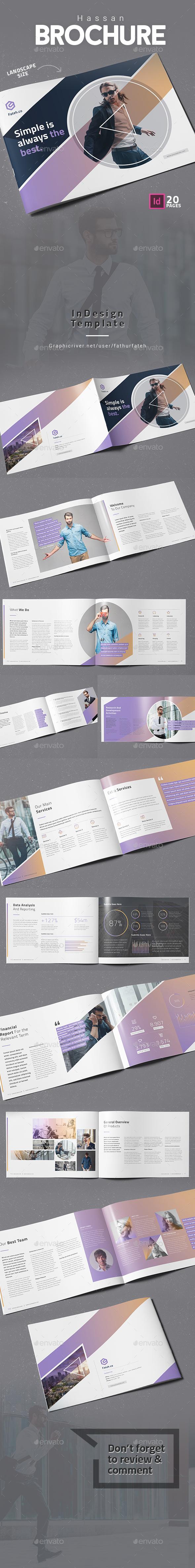Hassan Brochure - Corporate Brochures