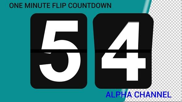 countdown 1 minute