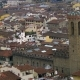 Beautiful Aerial View of Florence From the Observation Platform of Duomo, Cathedral Santa Maria Del