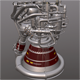 Rocket Engine EC02P - 3DOcean Item for Sale