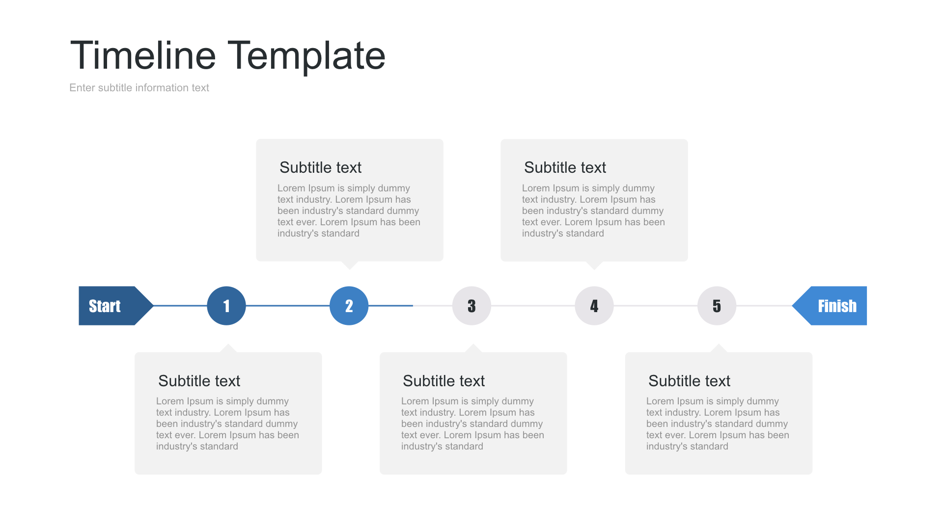 Timeline Pack Keynote Template By Sitemax GraphicRiver - Timeline template keynote