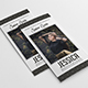 Senior Photography Brochure Template - GraphicRiver Item for Sale