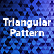 Triangular Pattern Background