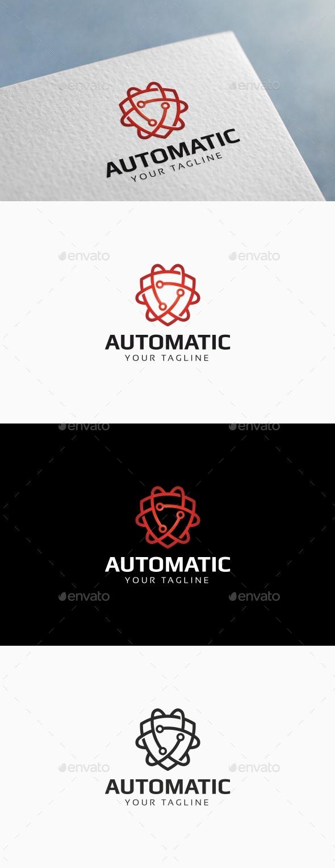Automatic - Shield Logo - Company Logo Templates