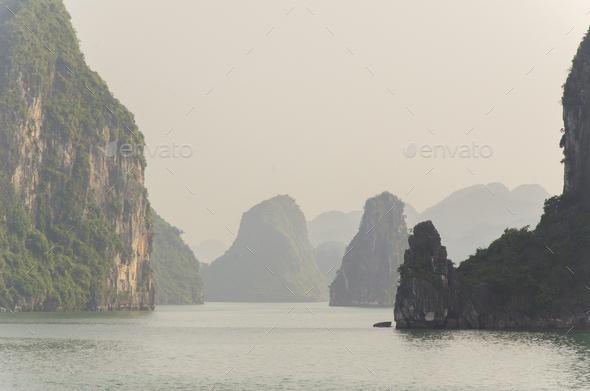 Halong Bay - Stock Photo - Images