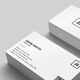 Strict Business Card - GraphicRiver Item for Sale