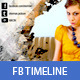 ProPhoto Artistic Facebook Timeline Cover Template - GraphicRiver Item for Sale