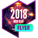 Club Flyer: New Year Celebration - GraphicRiver Item for Sale