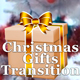 Christmas Gifts Transitions - VideoHive Item for Sale