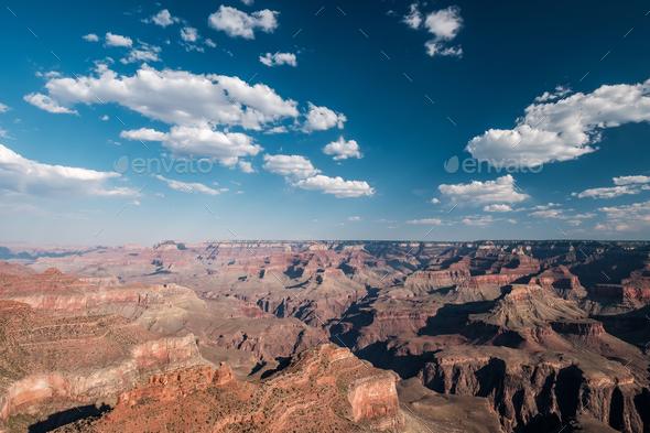 Grand Canyon landscape - Stock Photo - Images
