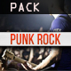 Punk Pack - AudioJungle Item for Sale