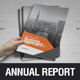 Annual Report Design v3 - GraphicRiver Item for Sale