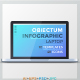 Obiectum Infographic. Laptop - GraphicRiver Item for Sale