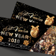 New year Gift Voucher - GraphicRiver Item for Sale