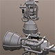 Rocket Engine Thrusters - 3DOcean Item for Sale