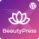 BeautyPress - Beauty Spa WordPress theme