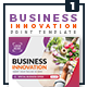 Business Innovation Flyer