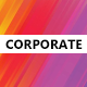 Corporate Uplifting Upbeat