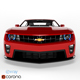 Chevrolet Camaro (6 Colors) - 3DOcean Item for Sale