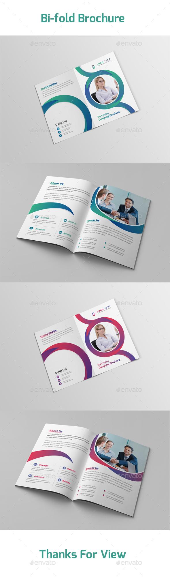 GraphicRiver Bi-Fold Brochure 21170777
