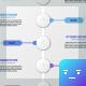 Futuristic Timeline (2 Colors)
