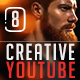 8 Creative MultiPurpose YouTube Banners