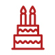 Party & Celebration Material icon