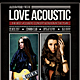 Love Acoustic Flyer / Poster