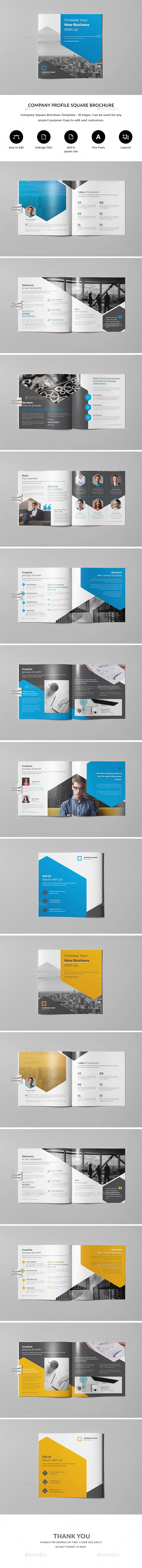 GraphicRiver Company Profile 21171653