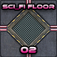Sci-fi Floor Panel 02 - 3DOcean Item for Sale