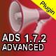 Plugin Ads Advanced For Wowonder