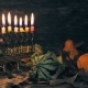 Jewish Holiday Hannukah Symbols - Menorah - VideoHive Item for Sale