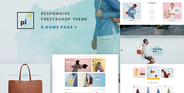Leo Pi Multiple Responsive Prestashop Theme - Miscellaneous PrestaShop