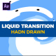 Hand Drawn Liquid Transition - VideoHive Item for Sale