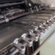 Process of Offset Print on Vintage Old Printing Conveyor Machine in Retro Style Typography. . - VideoHive Item for Sale