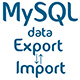 Excel Export/Import - MySQL Data