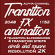 Transition FX Animation (Pack2) - VideoHive Item for Sale