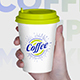 Coffee Cup in Hands Mockups - GraphicRiver Item for Sale
