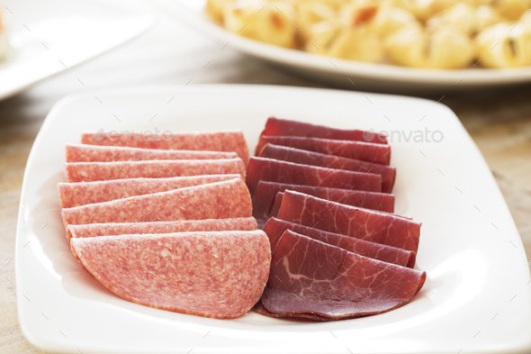 Party Appetizers - Stock Photo - Images