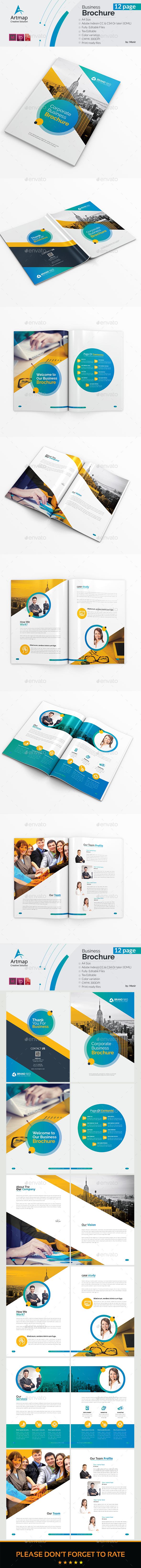 GraphicRiver Brochure 21174509