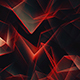 Epic Red Line Shiny Polygonal Refraction - VideoHive Item for Sale
