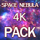 Space Nebula Pack v2 - VideoHive Item for Sale