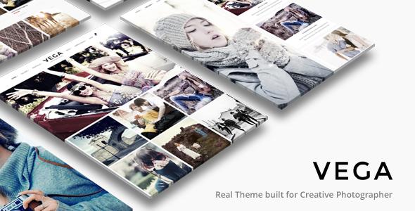 Photography Portfolio | Vega WordPress for Photography