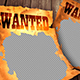 Posters On The Theme Of The Wild West - VideoHive Item for Sale