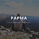 Papma Presentation Template - GraphicRiver Item for Sale