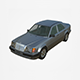 Mercedes-Benz E500 W124 E-Class 1990