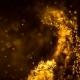 Organic Golden Background - 17