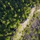Aerial View in the Ural Mountains - VideoHive Item for Sale